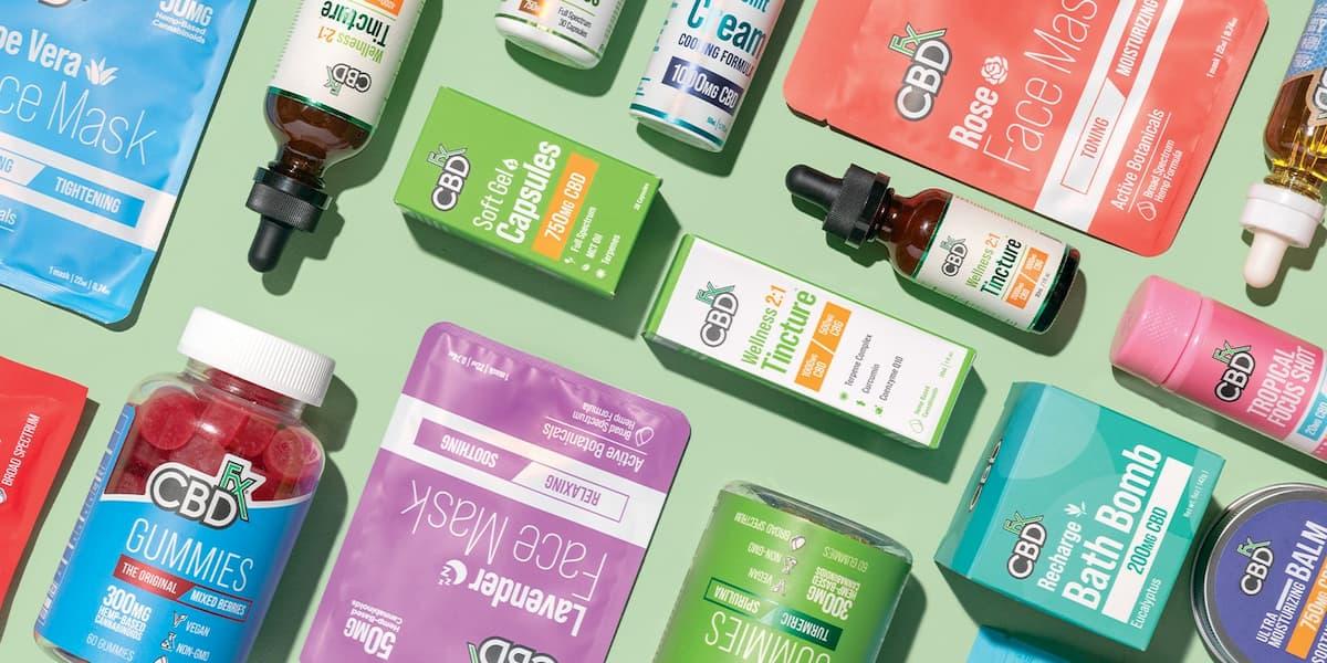 グミやオイル、バームが圧倒的人気!LA発のCBDブランド「CBDfx」 | hersCBD
